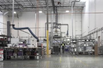 Urbix Pilot Plant